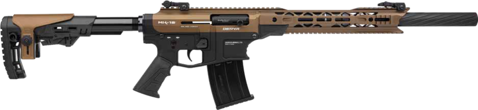 ESPINGARDA DERYA MK12 AS-102S