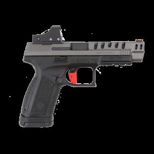 Pistola Girsan MC 9T Titanium com Red Dot